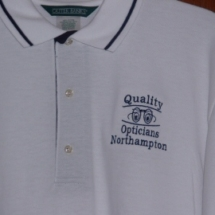 Polo shirt embroidery2